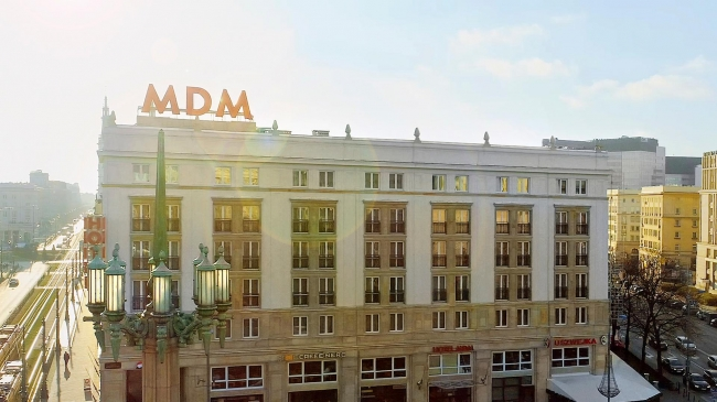 hotele MDM City Centre, Warszawa