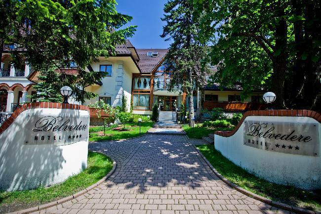 hotele Belvedere, Zakopane