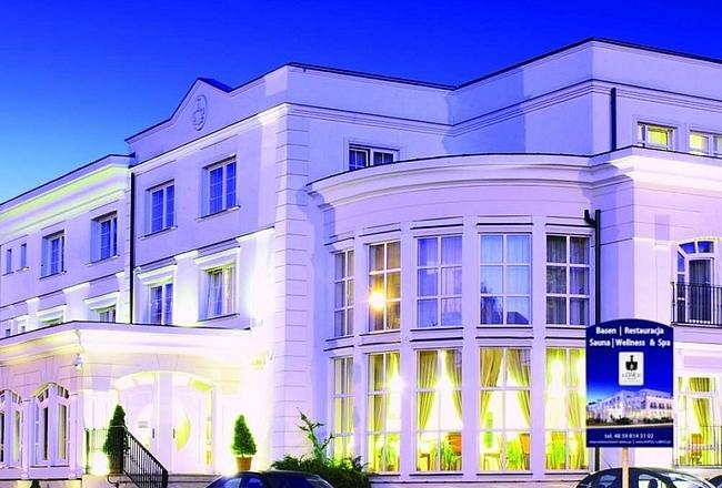 hotele Hotel Lubicz, Ustka
