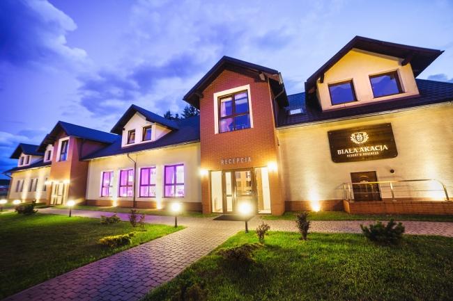 hotele Biała Akacja Resort & Business, Prudnik