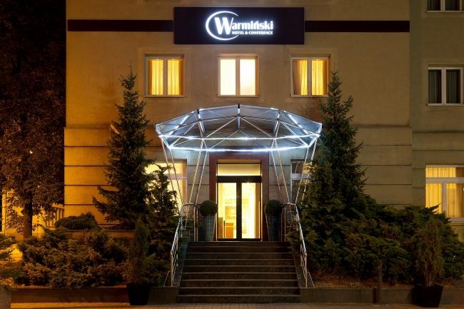 hotele Warmiński Hotel & Conference, Olsztyn
