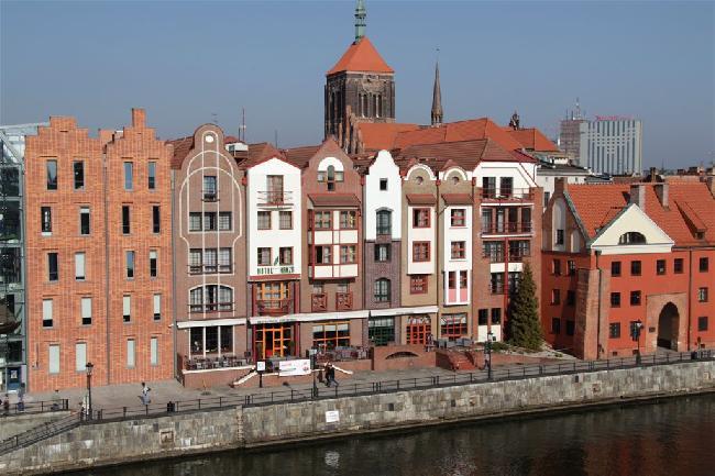 hotele Hanza, Gdańsk